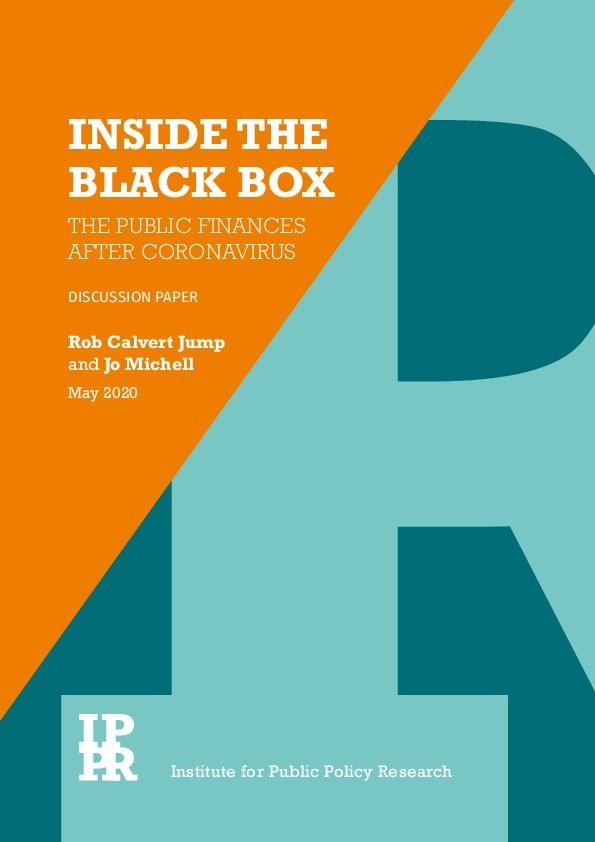 Inside the black box: The public finances after coronavirus Thumbnail