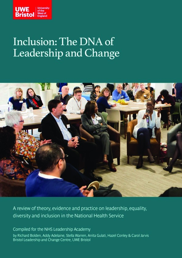 Inclusion: The DNA of leadership and change Thumbnail